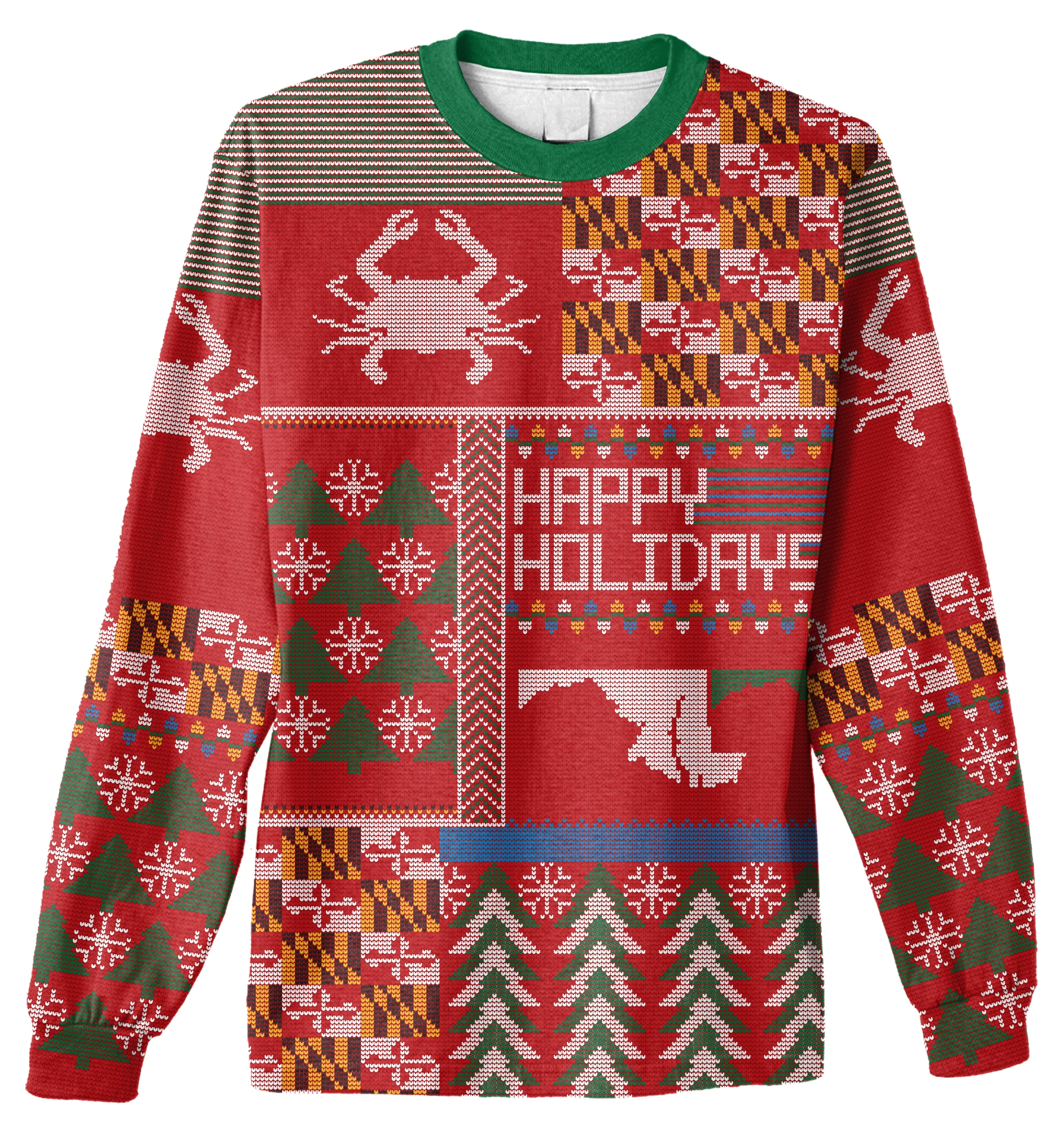 wrapping paper ugly christmas sweater md spirit - Pink Ugly Christmas Sweater